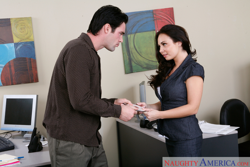 Naughty Office - Holly West & Ch