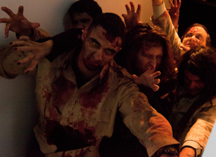 Walking Dead Orgy! Scena 1