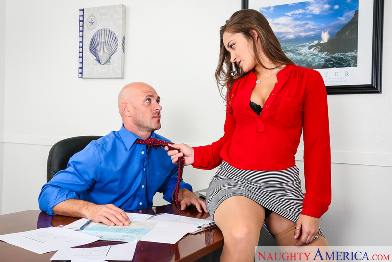 Naughty Office - Dani Daniels &