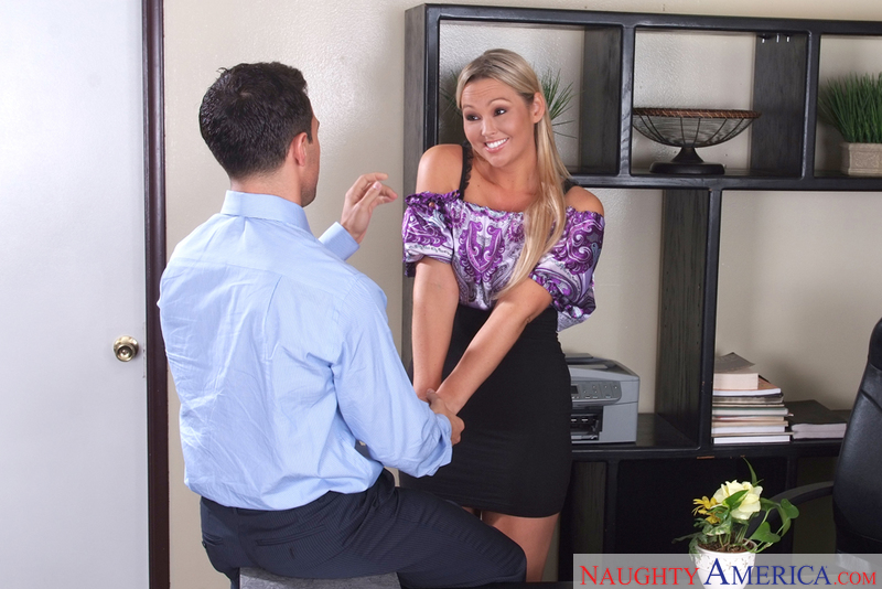 Naughty Office - Abbey Brooks &