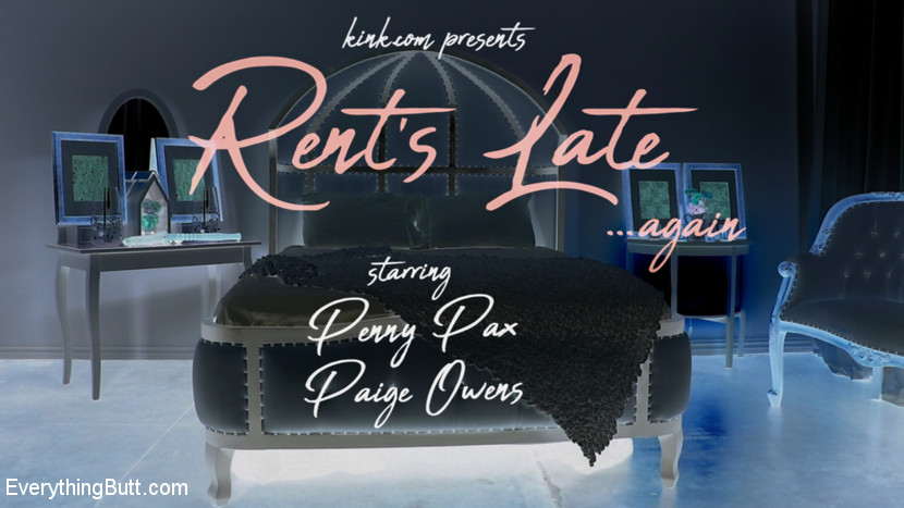 Rent's Late: Newcomer Paige Owen