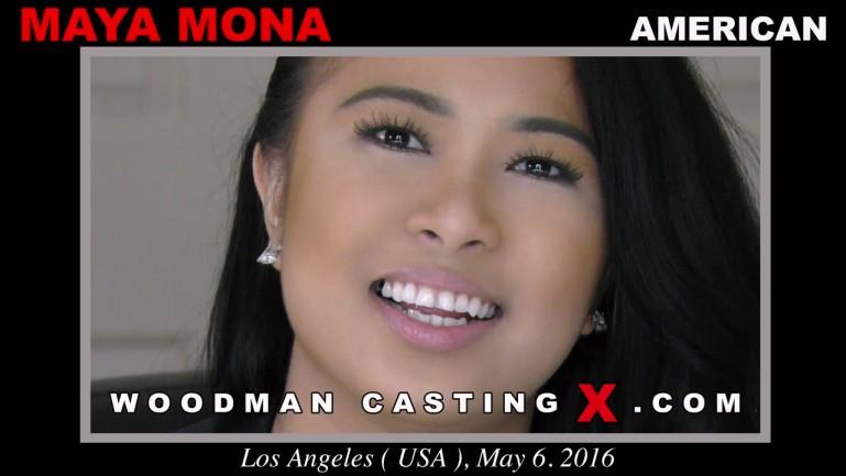 Maya Mona casting