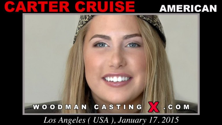 Carter Cruise casting