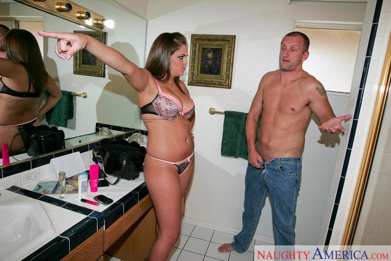 My Dad's Hot Girlfriend - Katie