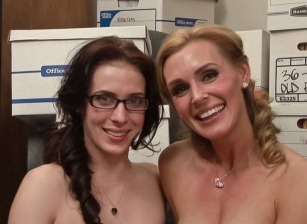 BTS-Lesbian Office Seductions #0
