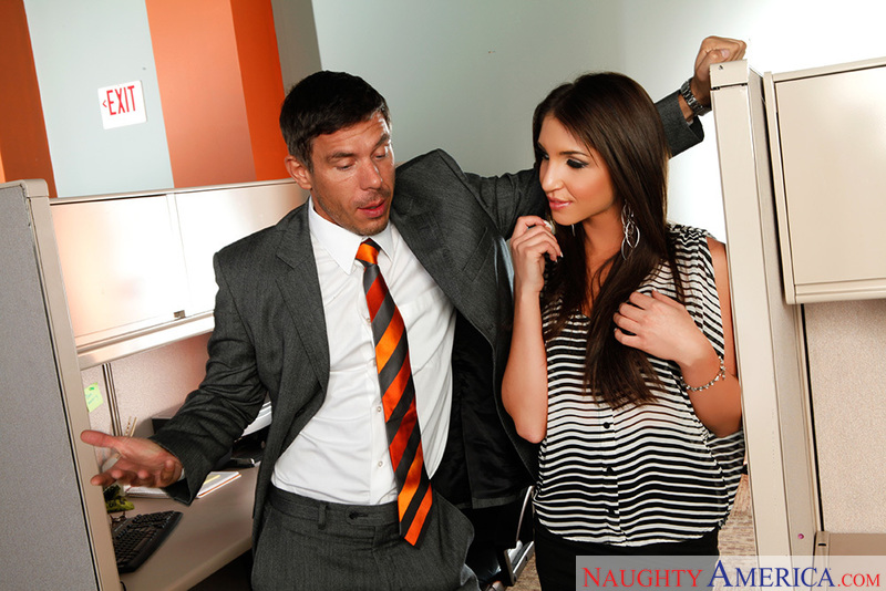 Naughty Office - Giselle Leon &