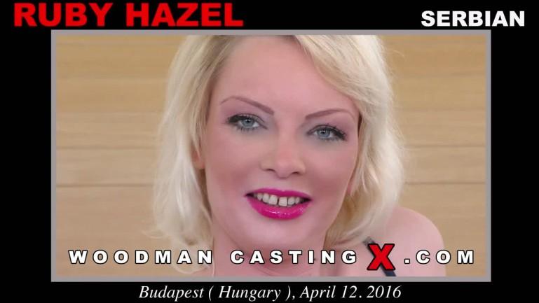 Ruby Hazel casting