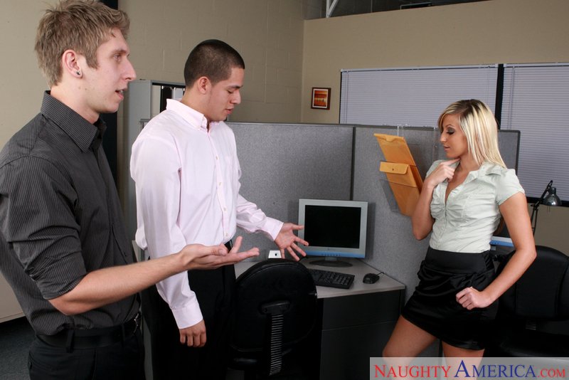 Naughty Office - Lilly Kingston