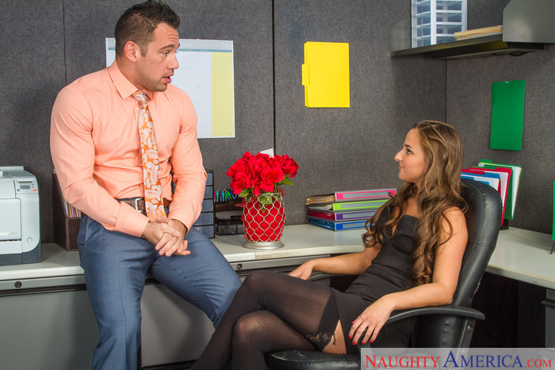 Naughty Office - Amirah Adara &