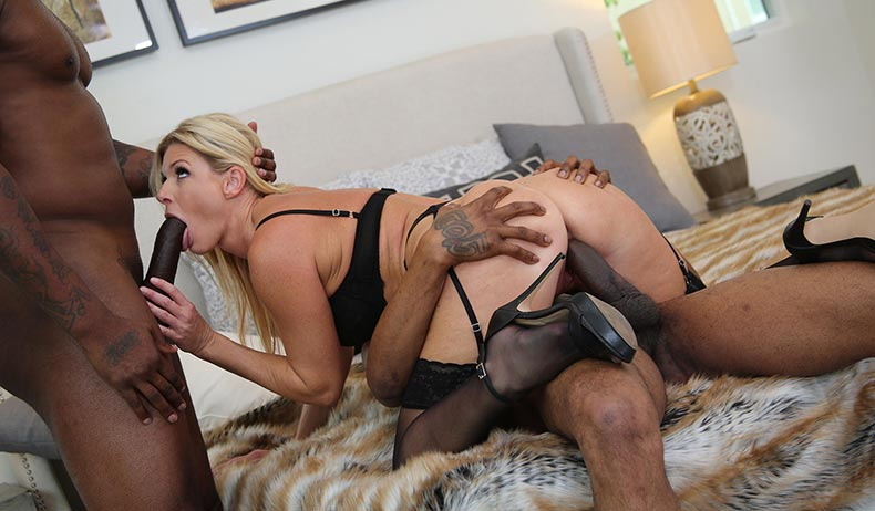Blacks On Blondes - India Summer