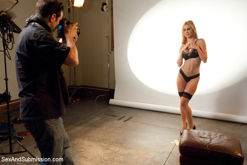 The Model: Jessie Rogers gets ta