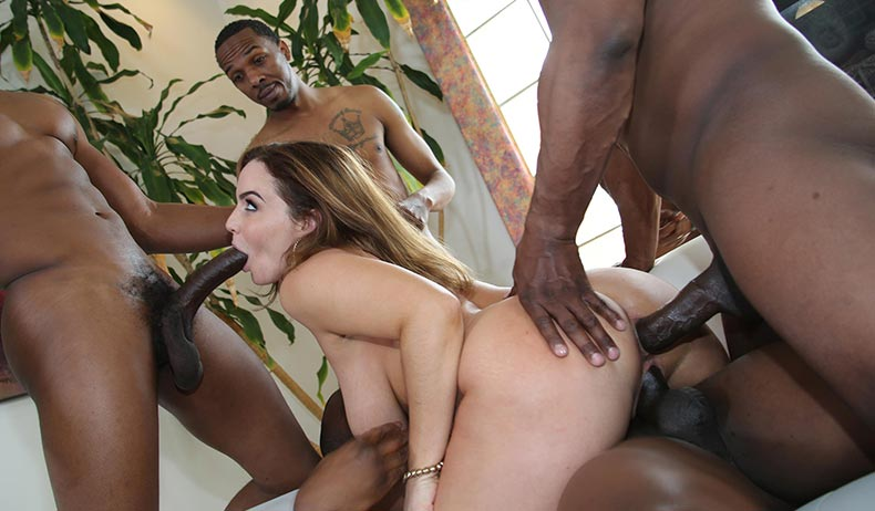Blacks On Blondes - Natasha Nice