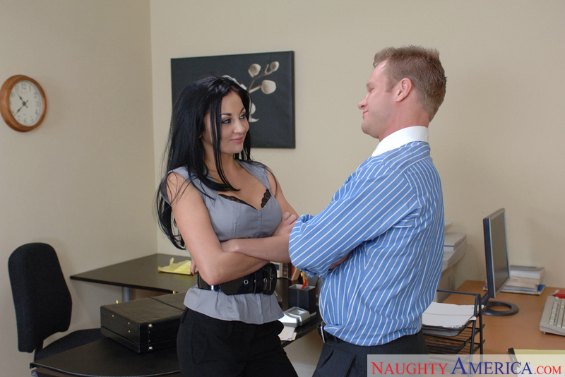 Naughty Office - Audrey Bitoni &
