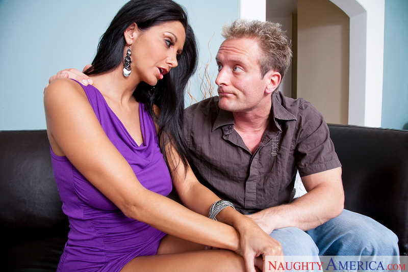Neighbor Affair - Ava Addams & C