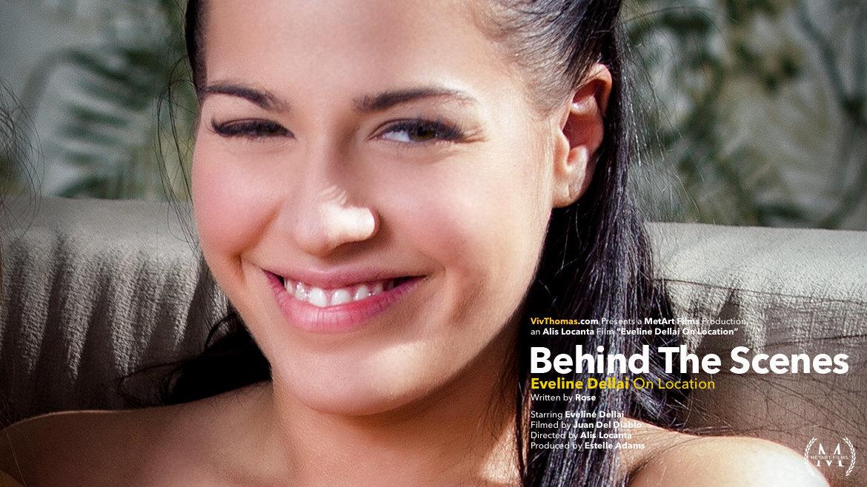 Behind The Scenes: Eveline Della