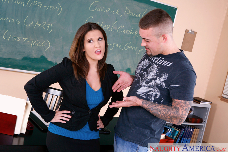 My First Sex Teacher - Austin Ki
