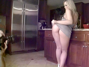 Backstage with Alexis Texas
