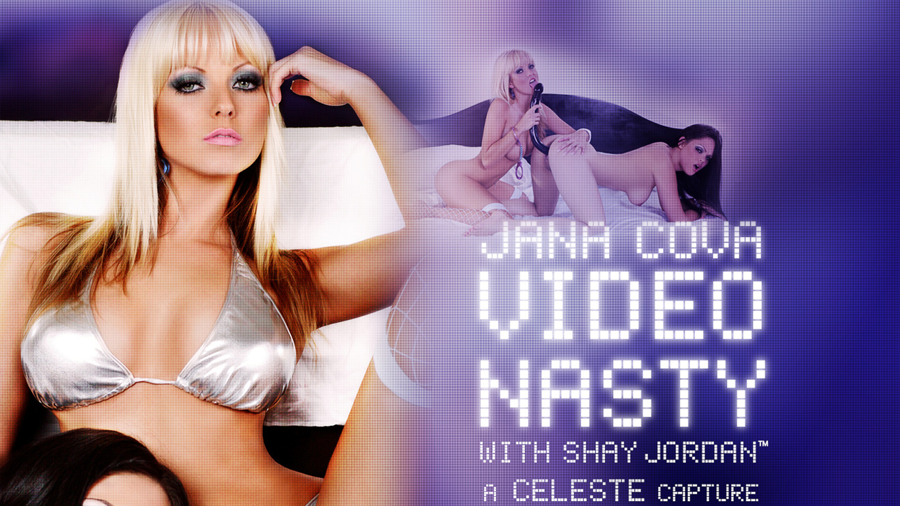 Jana Cova Video Nasty Scène 1