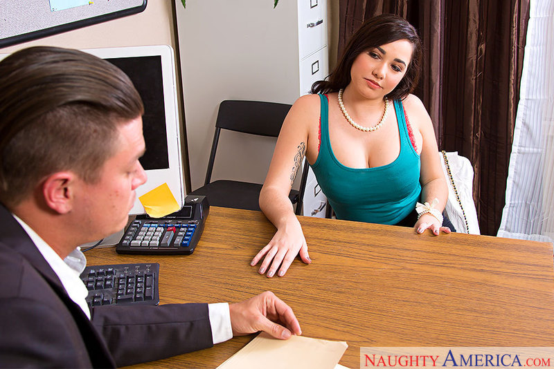 Naughty Office - Karlee Grey & B
