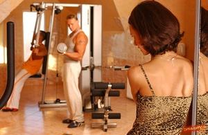 Muscles for me Scène 1