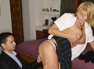 Shemale Schoolgirl Sluts #01