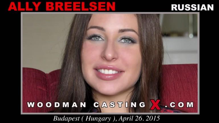 Ally Breelsen casting