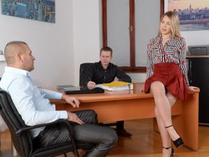 DP'd Secretary Scène 1