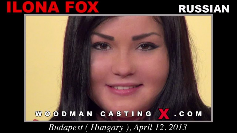 Ilona Fox casting