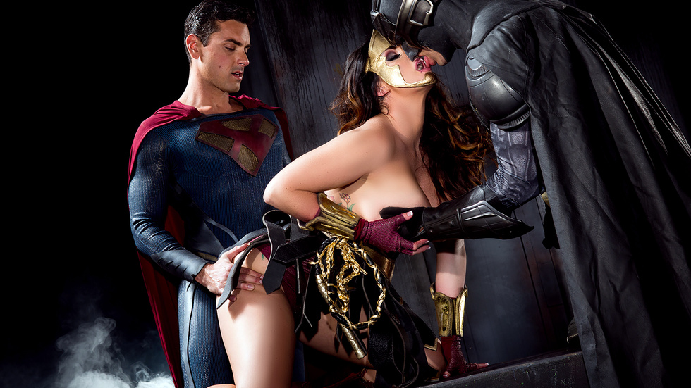 Batman V Superman XXX: An Axel Braun Parody Scène 5
