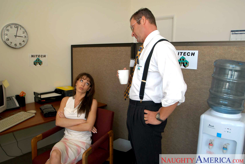 Naughty Office - Vanessa Lane &