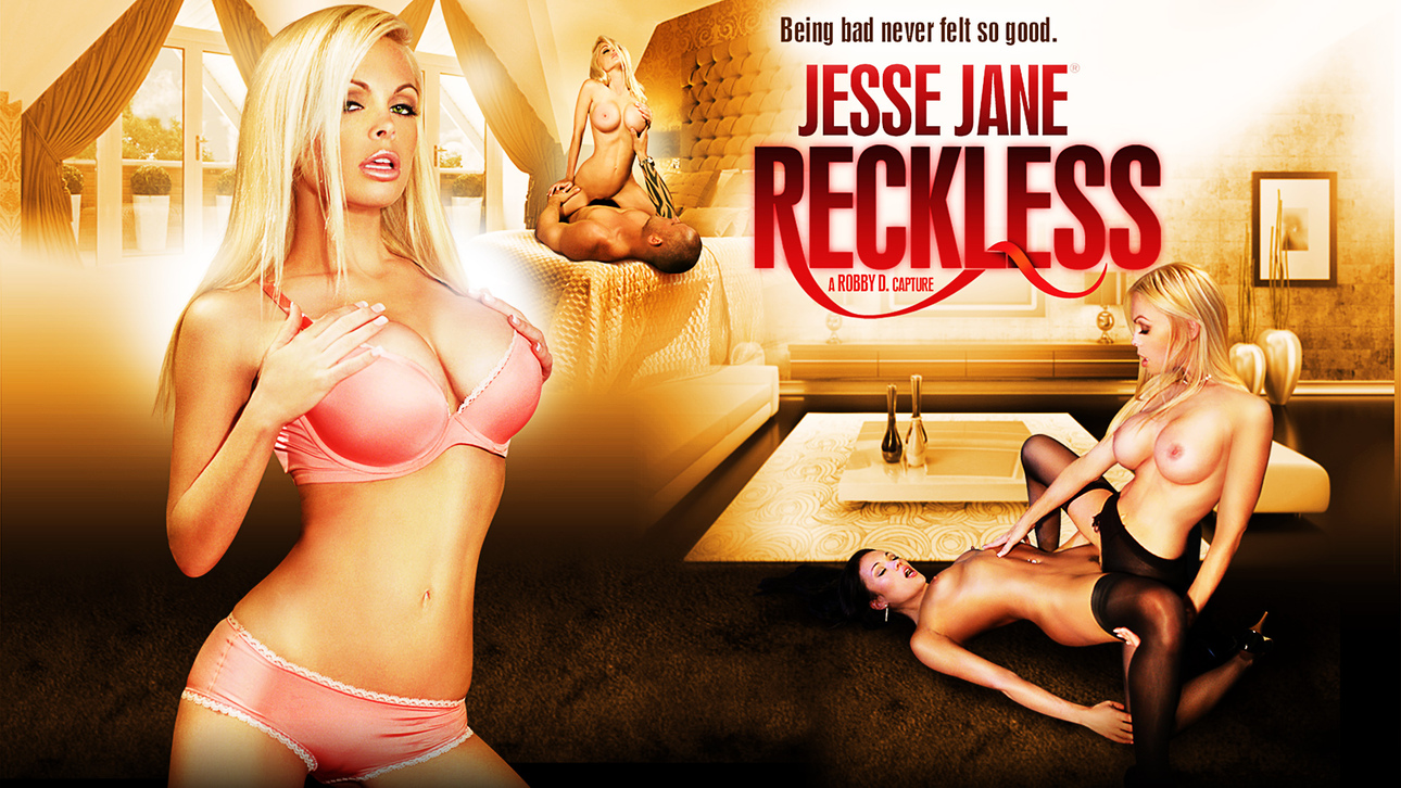 Jesse Jane Reckless Scène 1
