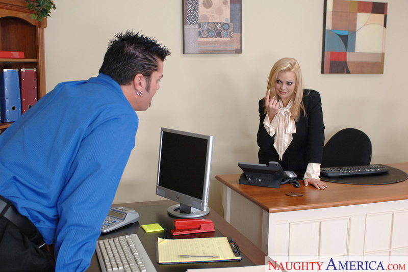 Naughty Office - Starla Sterling