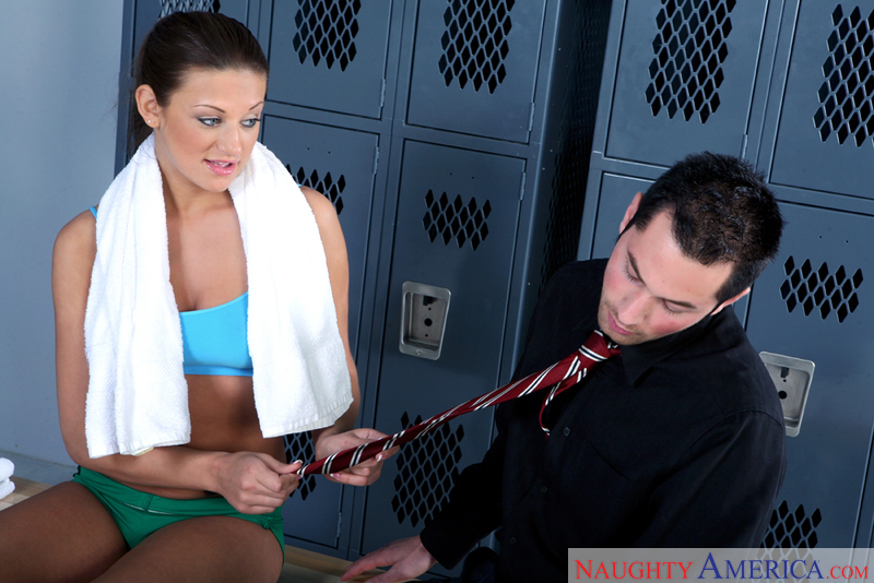 Naughty Athletics - Carmen McCar