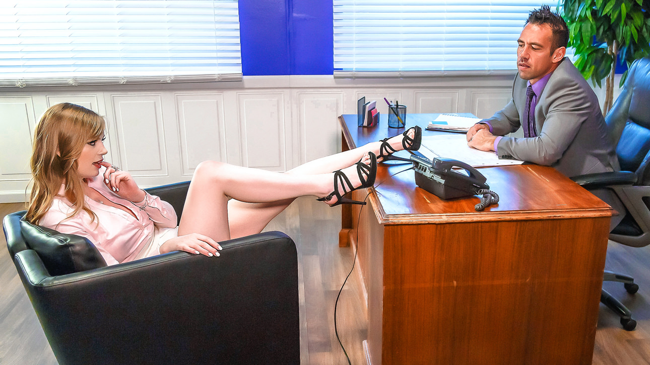 Office Slut Scène 1