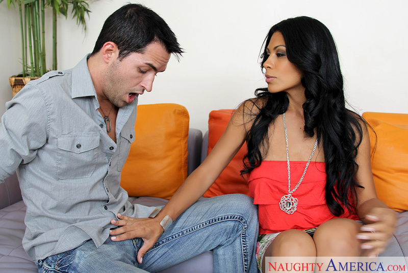 Seduced By A Cougar - Cassandra
