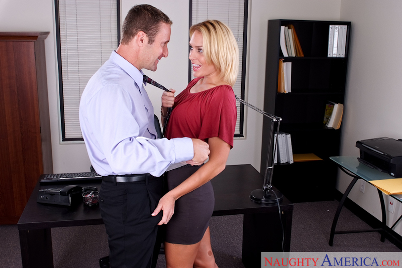 Naughty Office - Jamey Janes & J
