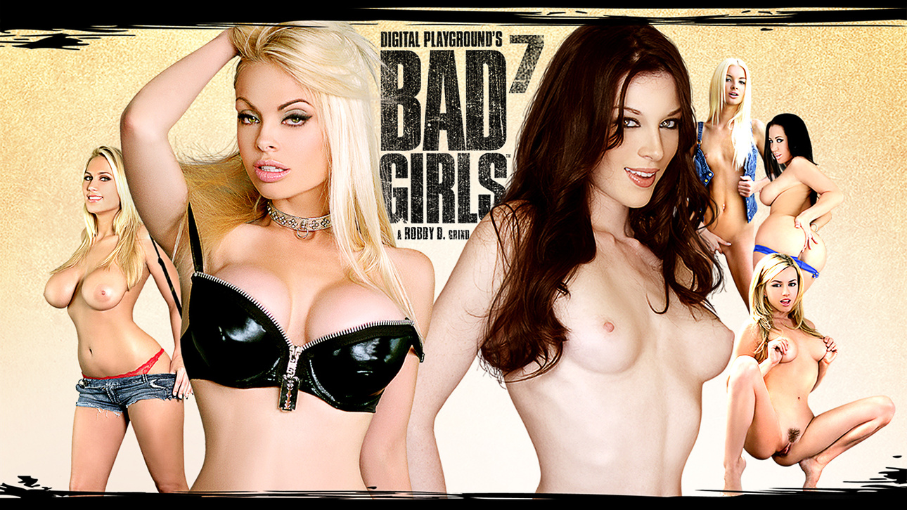Bad Girls 7 Scène 1