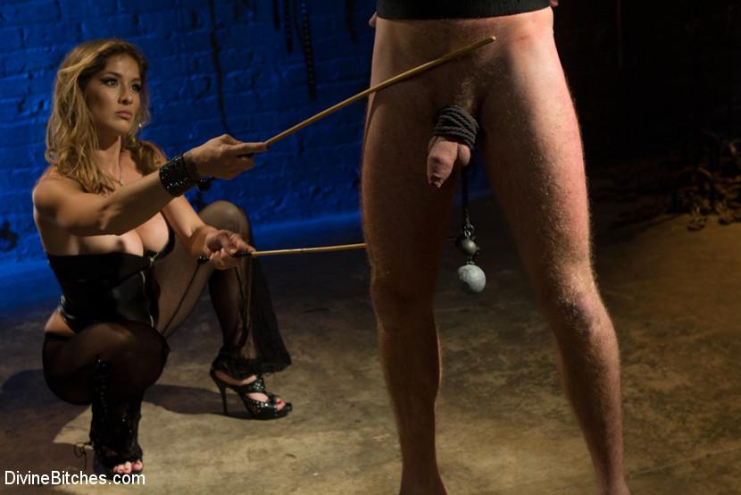 Pleasure Slave In The Making: Ep