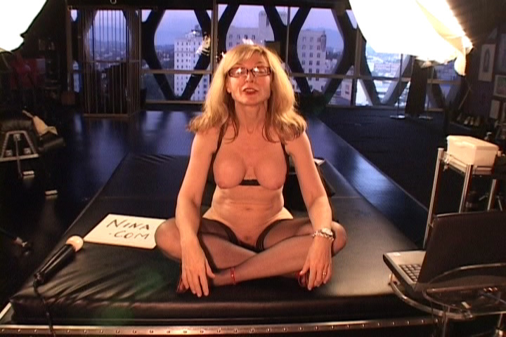 Nina Hartley Solo 4