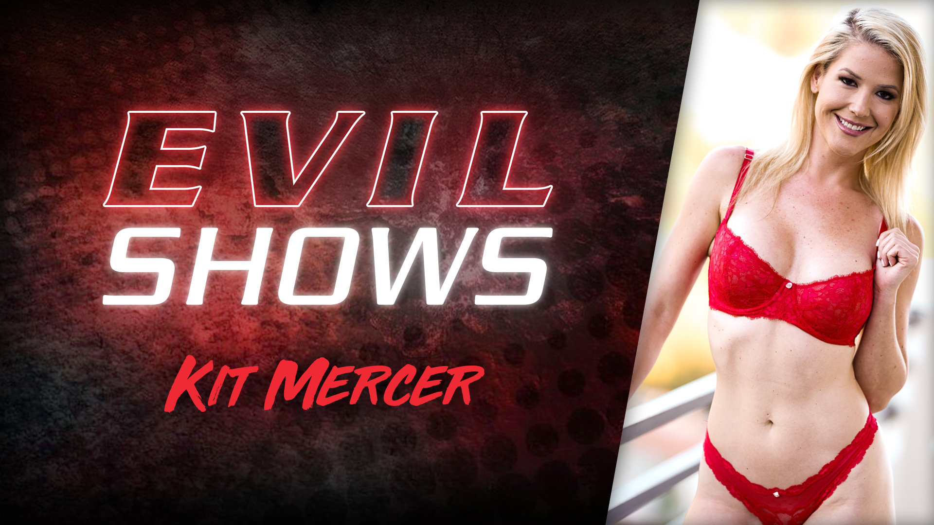 Evil Shows - Kit Mercer Escena 1