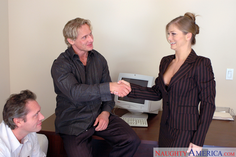 Naughty Office - Rita Faltoyano