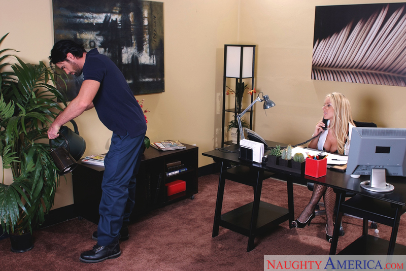 Naughty Office - Carolyn Reese &