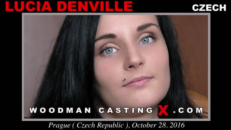 Lucia Denville casting