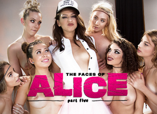 The Faces of Alice: Part Five