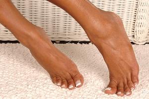 Tyra's legs Scène 1