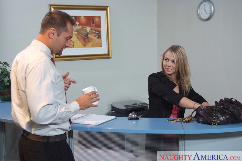 Naughty Office - Melanie Jayne &