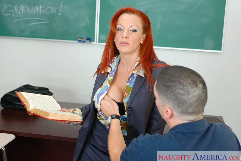 My First Sex Teacher - Shannon K