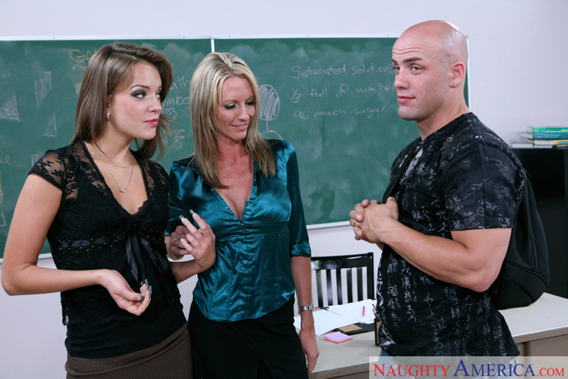My First Sex Teacher - Nika Noir
