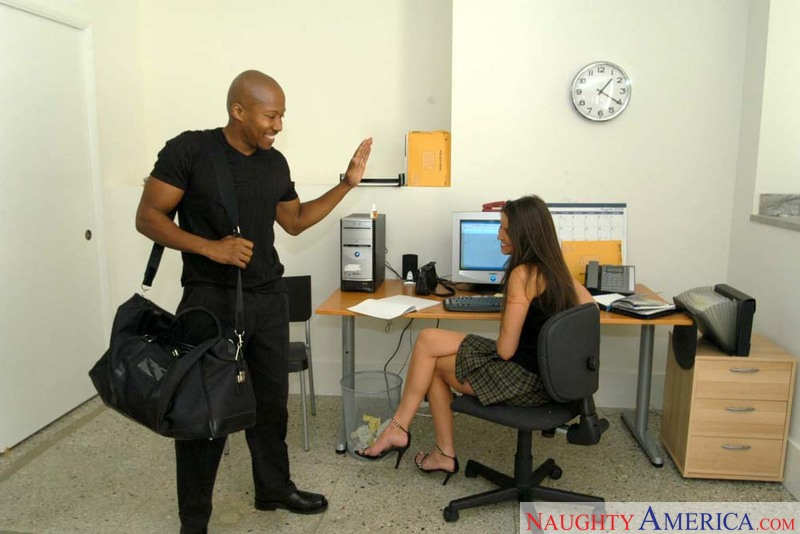Naughty Office - Kelli Tyler & B