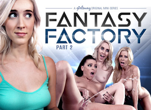 Fantasy Factory 2: Squirting The